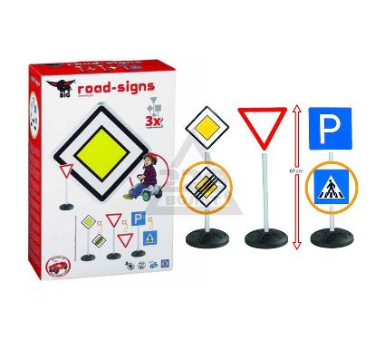 Игрушка детская BIG Дорожные знаки BIG-ROAD-SIGNS, 27*12*69