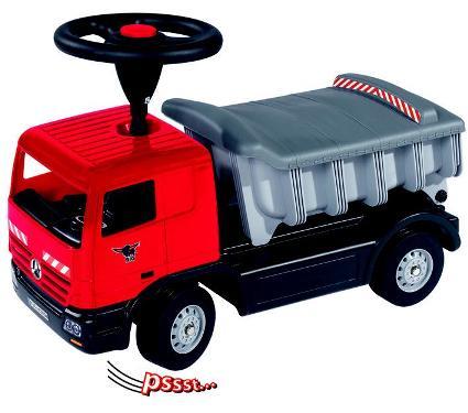Игрушка детская BIG Машинка-каталка Грузовик BIG-DUMPER-TRUCK