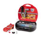 Игрушка детская SMOBY конструктор Тачки 2 Молния Маккуин в чемоданчике