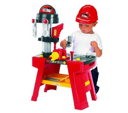 Игрушка детская SMOBY Рабочая мастерская 33 предмета