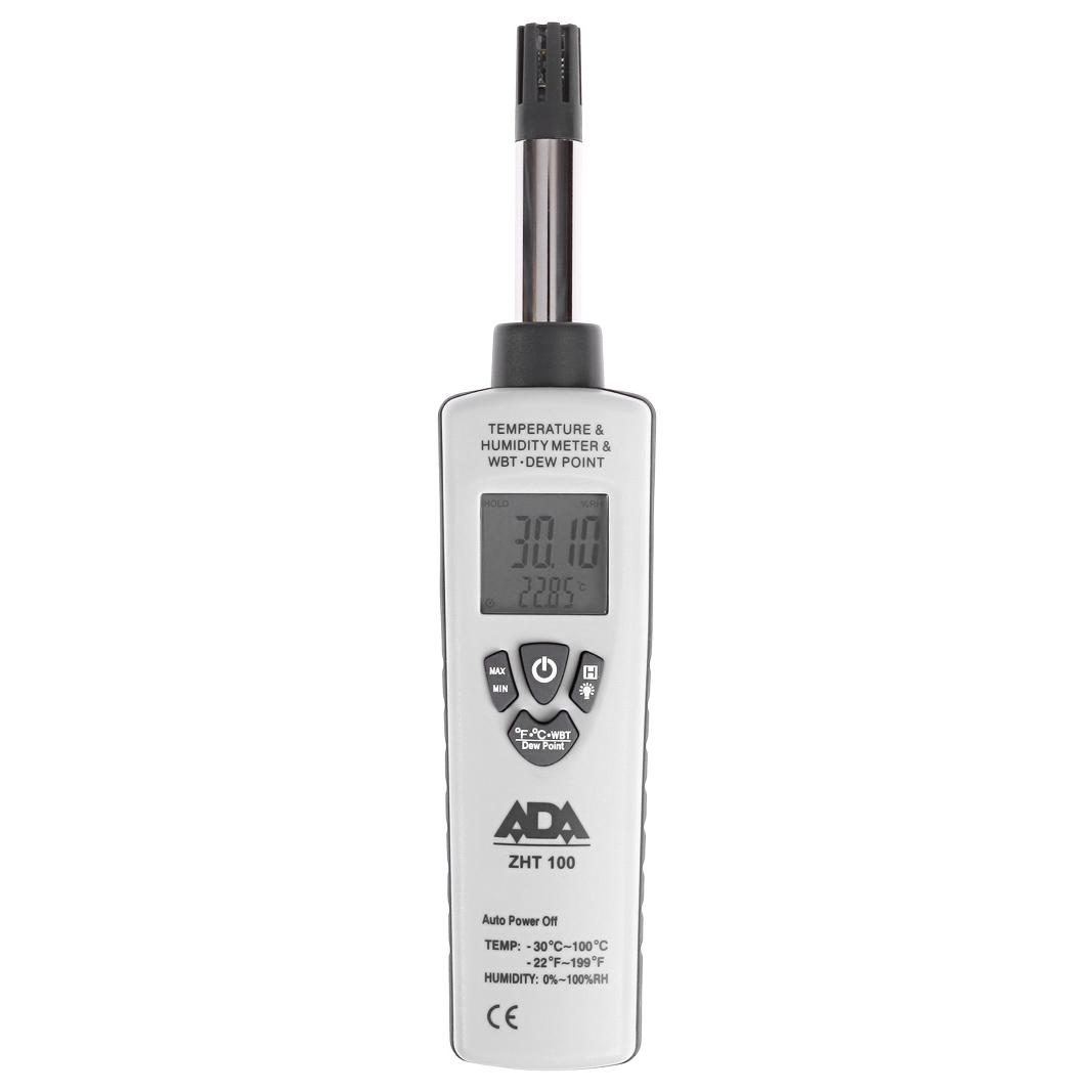 Измеритель влажности и температуры zht 100 220 Вольт 4599.000