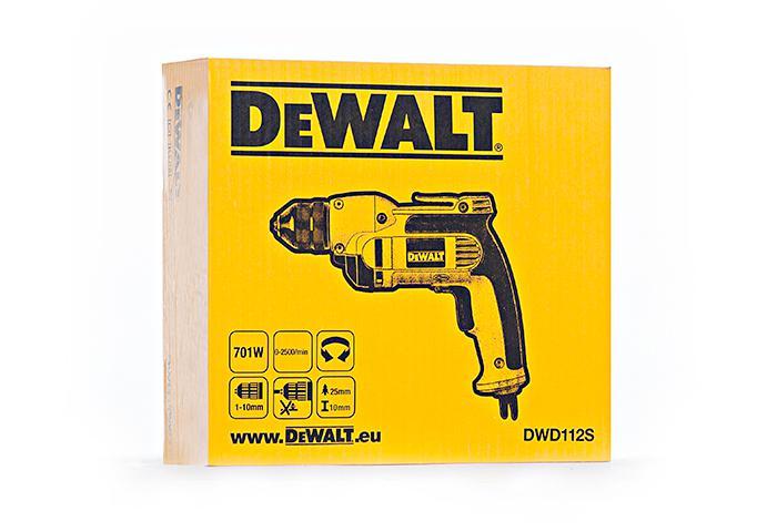 Дрель Dewalt Dwd112s от 220 Вольт
