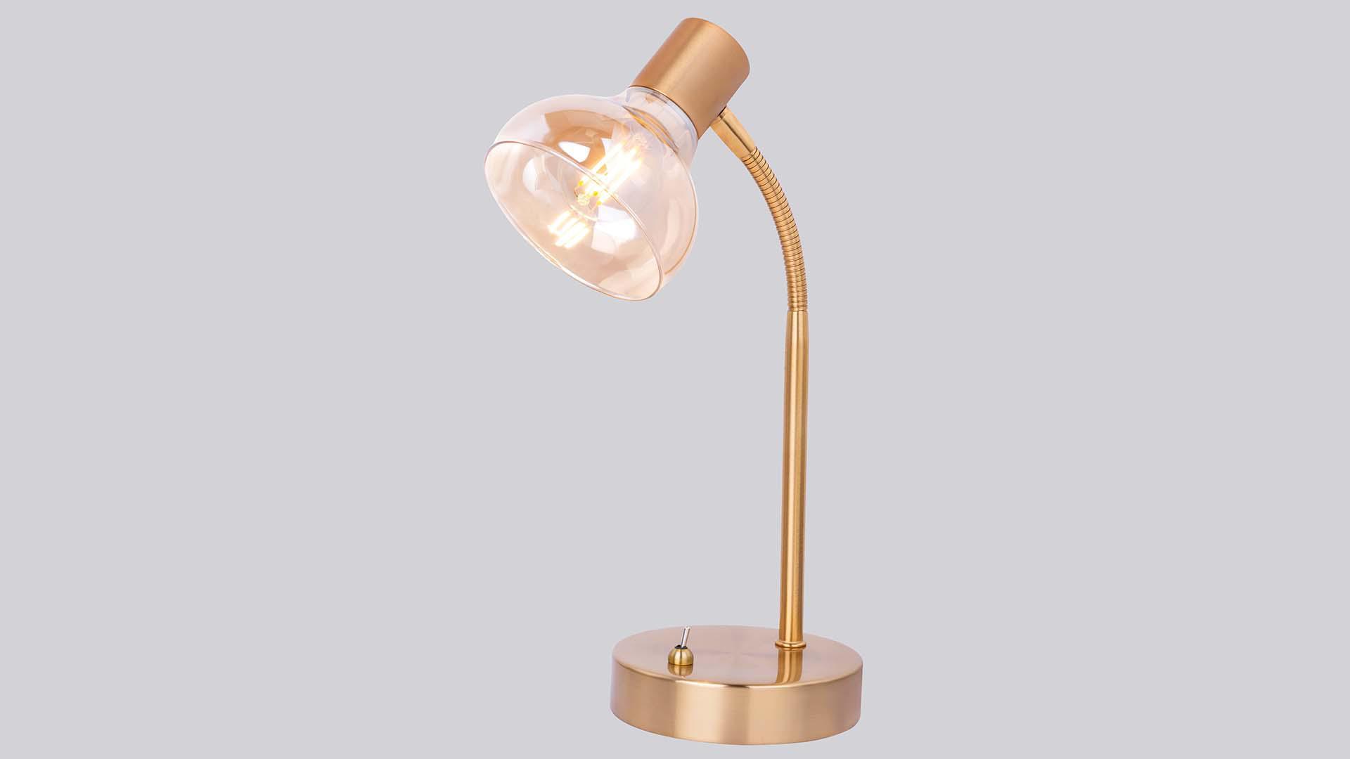 Лампа настольная Rivoli Аlba t1 ag