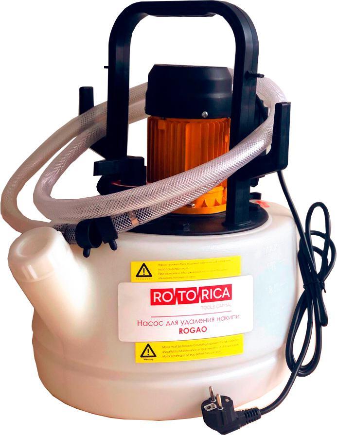 газ map pro для пайки медных труб 1 л rotorica rt 7220500 Насос Rotorica Rogao rt.1561733