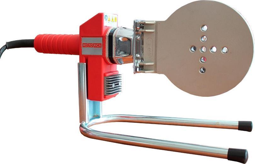 Аппарат для сварки пластиковых труб Rotorica Ct-110gf medium аппарат для сварки пластиковых труб rotorica ct 63gf