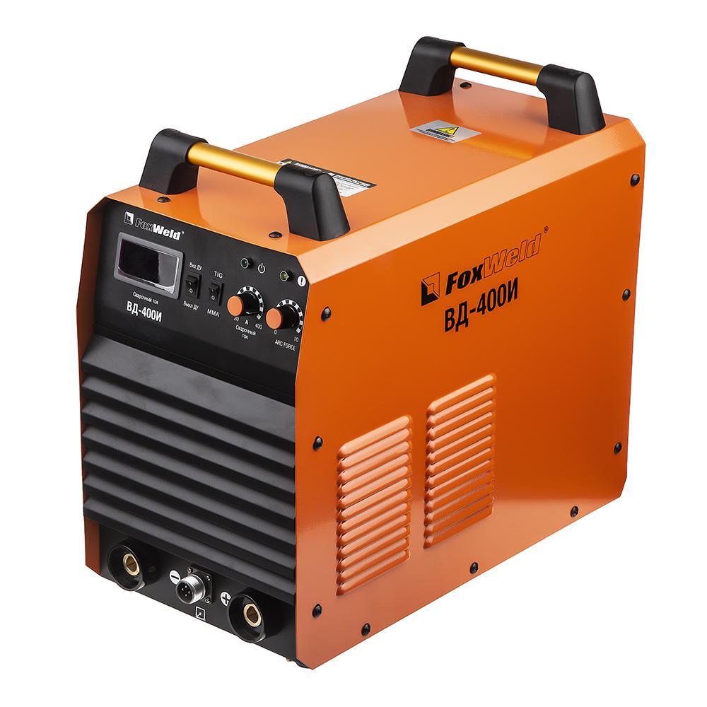 Сварочный аппарат Foxweld 3273 ВД-400И сварочный инвертор foxweld вд 400и