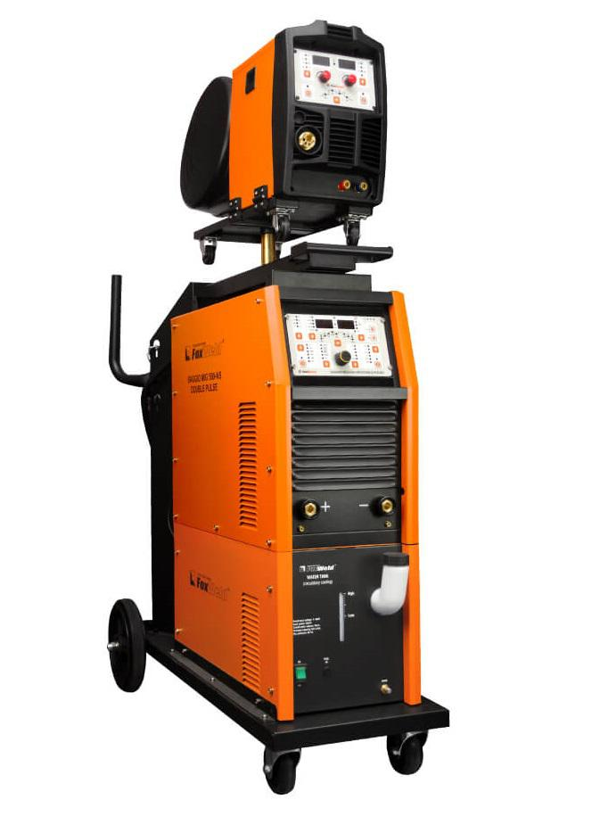 Сварочный полуавтомат Foxweld Saggio 6516 mig 500-ns double pulse стоимость