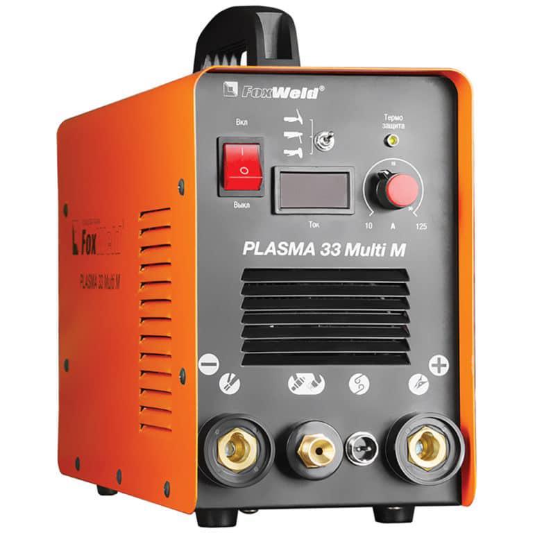 Сварочный аппарат Foxweld 6158 varteg plasma 120 цена