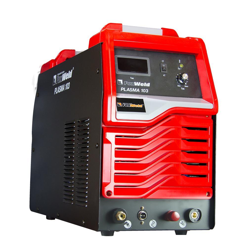 Сварочный аппарат Foxweld 3250 plasma 103 цена