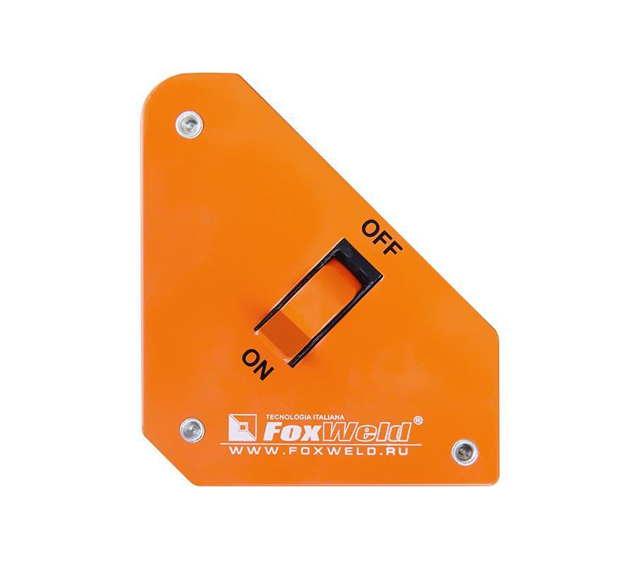Уголок магнитный Foxweld 5387 shift-3