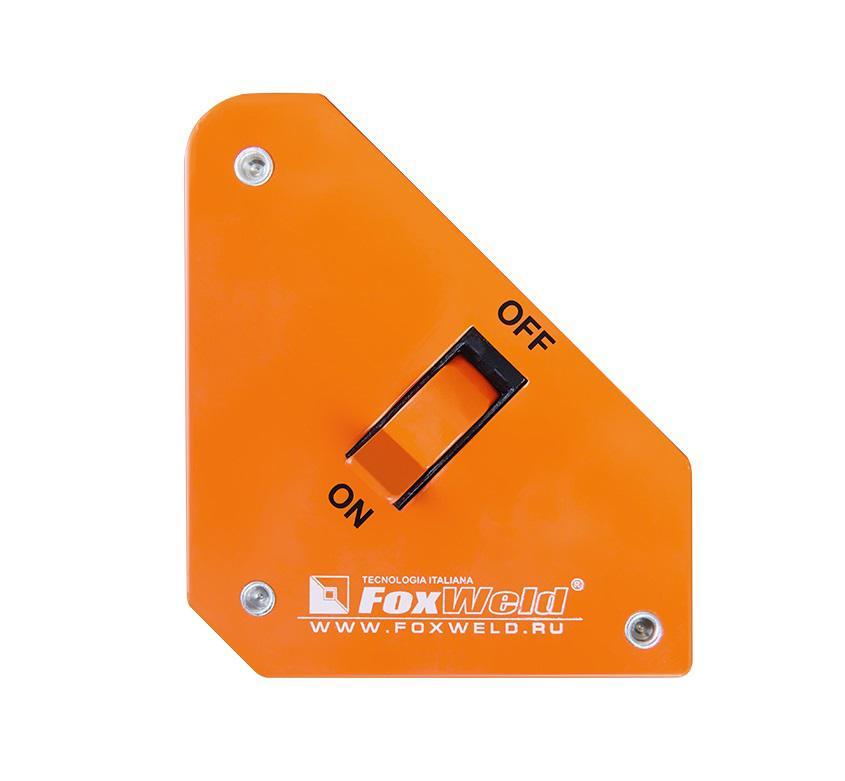 Угольник магнитный Foxweld 5388 shift-6