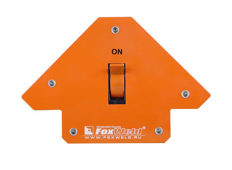 Угольник магнитный Foxweld 5390 shift-7 цена и фото