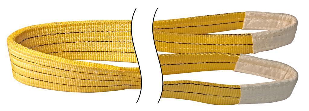 Строп Sokret СТП4-3 круглопрядный петлевой строп кантаплюс кскп 5 0 3 0м