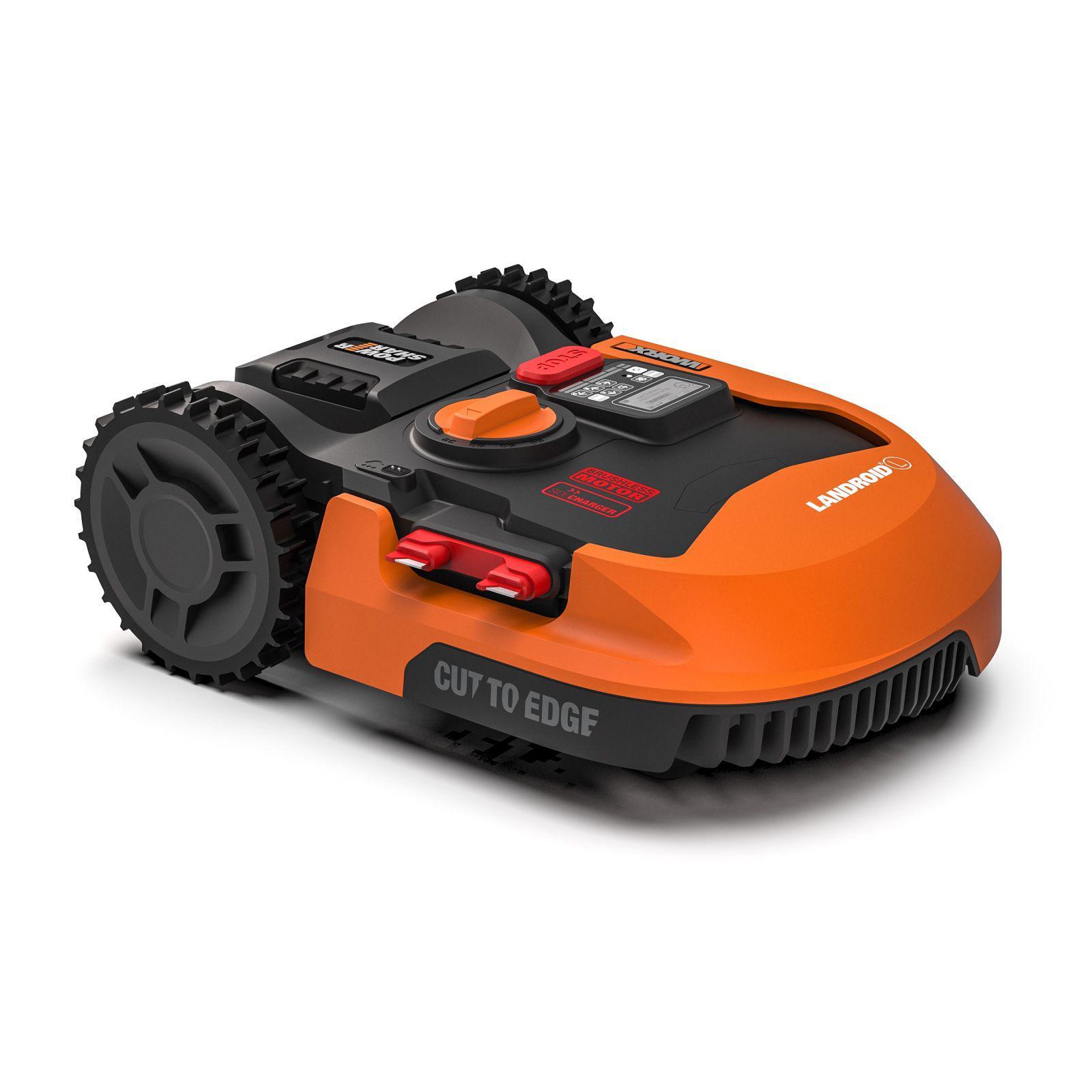 Газонокосилка-робот Worx Landroid wr153e