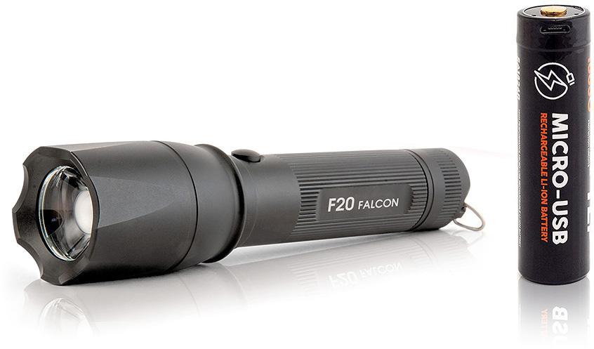 Набор ЯРКИЙ ЛУЧ Фонарь f20 falcon cree xp-l hi +Аккумулятор ylp sa1826 фонарь яркий луч кемпинг x5 спутник оранжевый cree xp g r5 cree xp e r2 100лм диммируемый свет на 4xaa