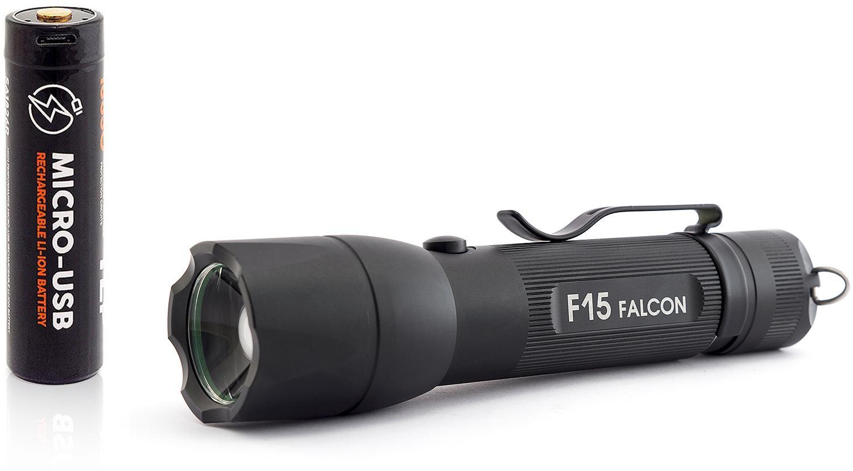 Набор ЯРКИЙ ЛУЧ Фонарь ylp f15 falcon cree xp-l hi +Аккумулятор ylp sa1826 фонарь яркий луч f20 falcon cree xp l hi