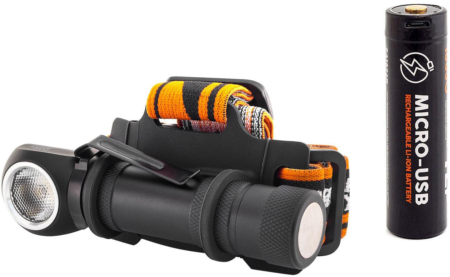 Набор ЯРКИЙ ЛУЧ Фонарь lh-500 enot +Аккумулятор ylp sa1826 аккумулятор яркий луч lg1833r 18650 li ion 3350mah 1шт блистер