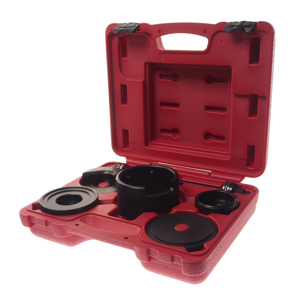 Набор съемников Jtc 6650 набор для снятия и установки сайлентблоков рулевой тяги mini cooper r50 r53 jtc 4001