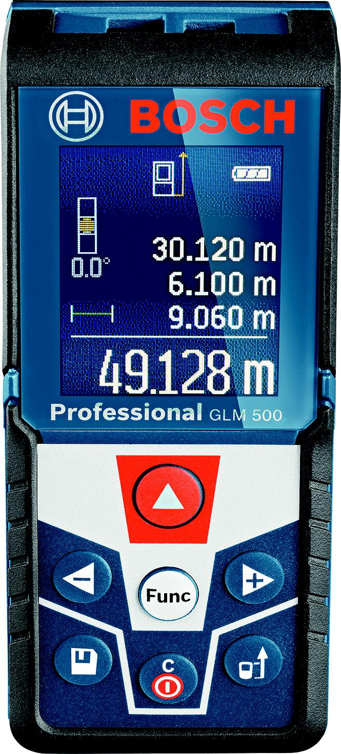 цена на Дальномер Bosch Glm 500 (0601072h00)