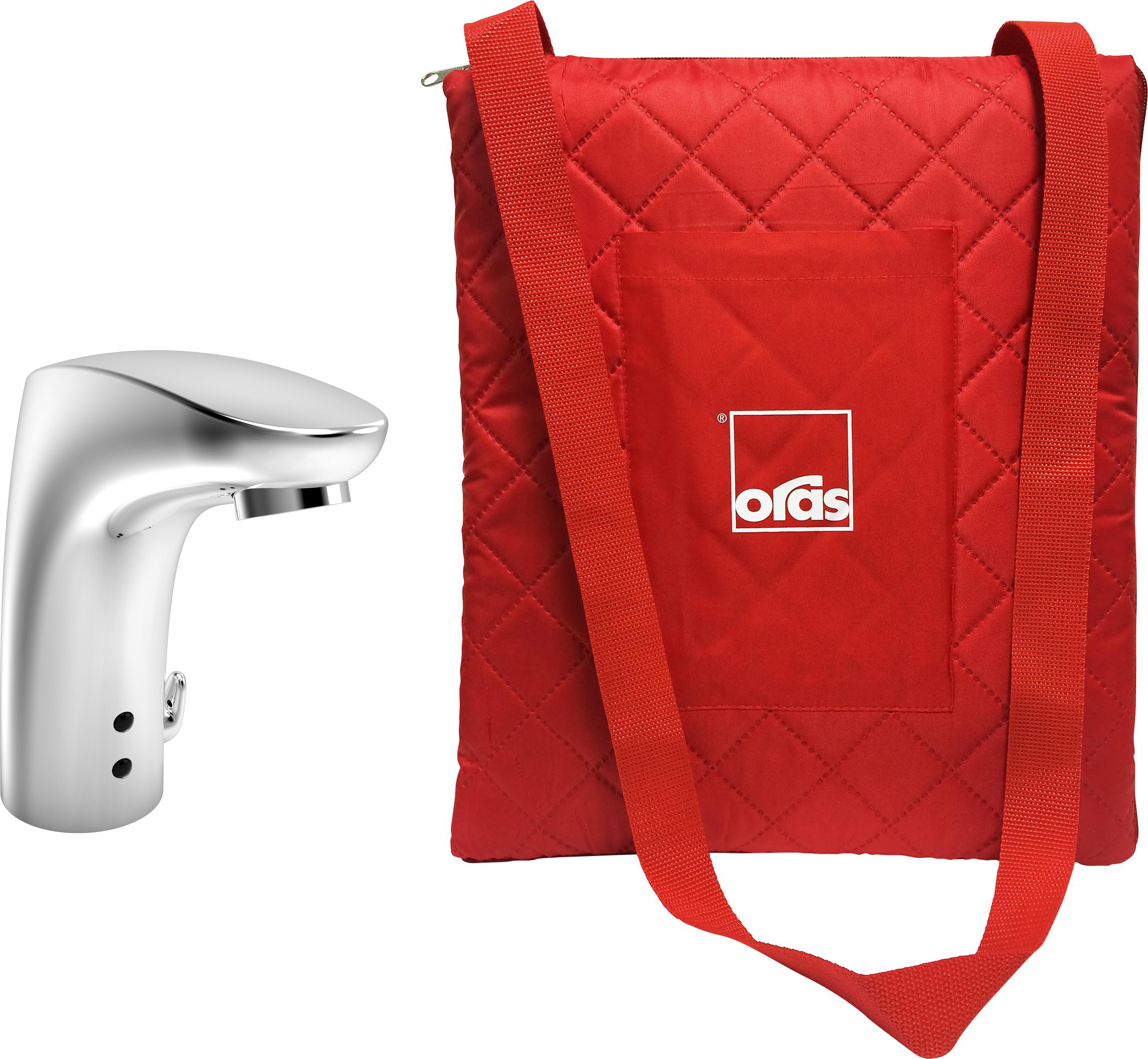 Набор Oras Смеситель electra 6250f +Плед для пикника soft & dry