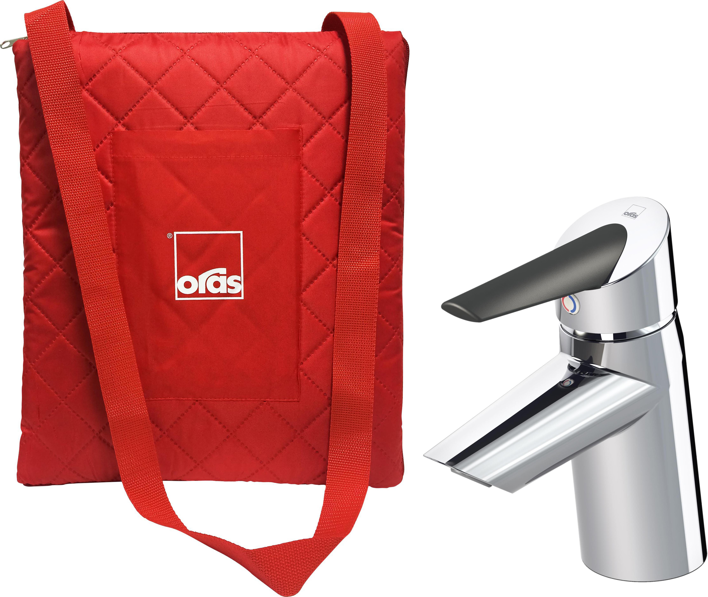 Набор Oras Смеситель optima 2710f +Плед для пикника soft & dry