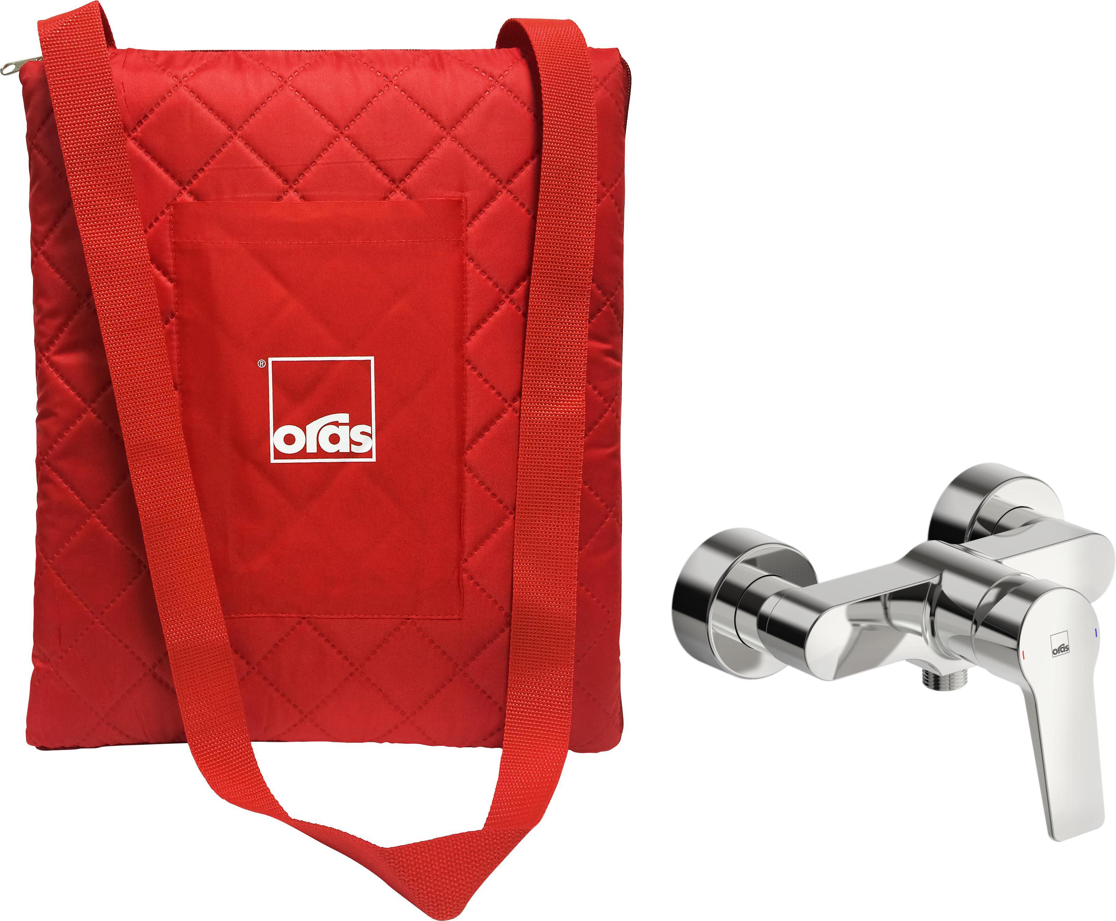 Набор Oras Смеситель twista 3860u +Плед для пикника soft & dry набор сантехнических прокладок сантехник 4 для смесителя