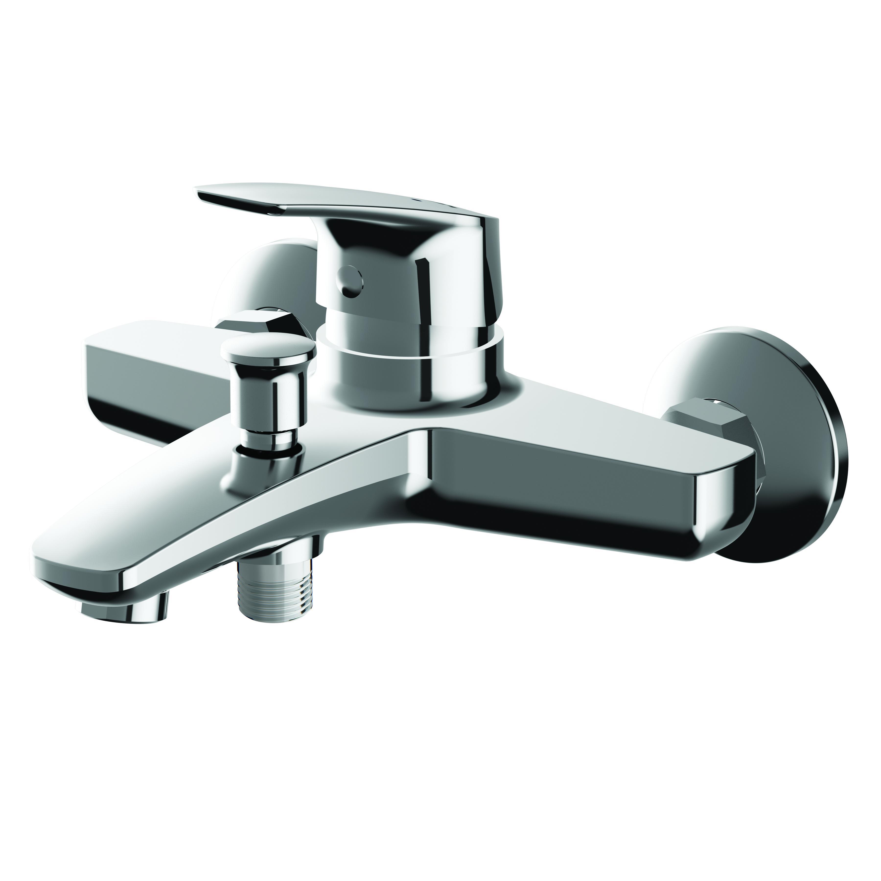 Смеситель Am pm F9010000 смеситель am pm gem f9010000 для ванны