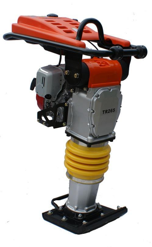 Вибротрамбовка Samsan Tr 265s-s1 лезвие для виброрейки samsan 4300 мм