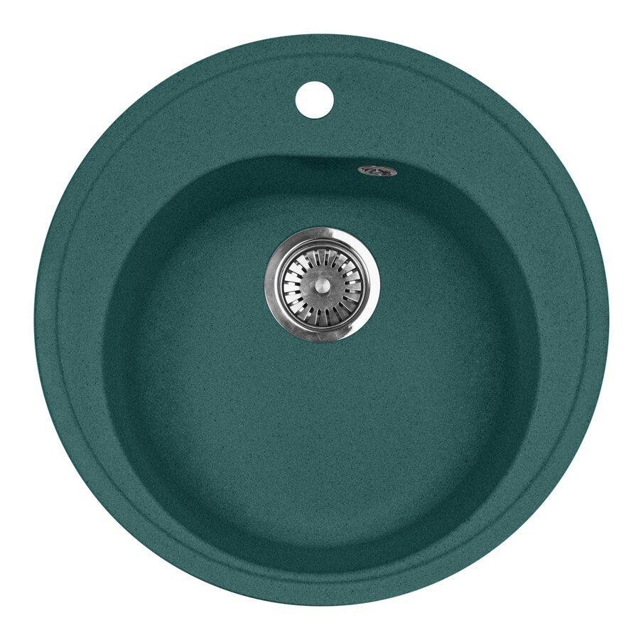 Мойка кухонная Aquagranitex M-08 (305) все цены