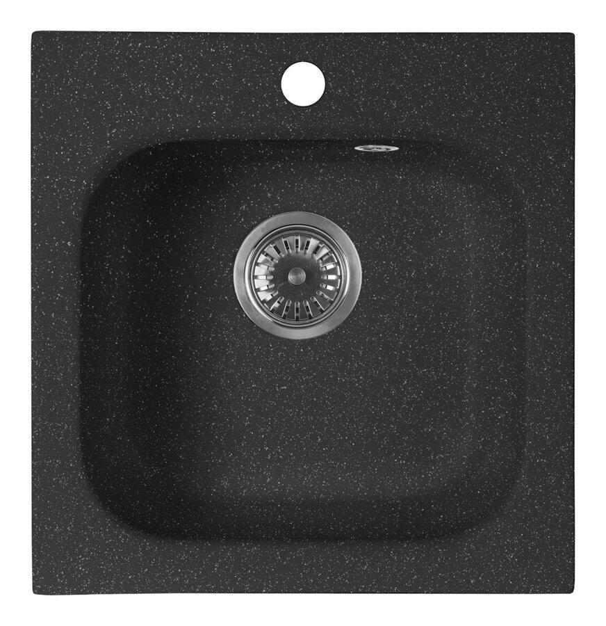 Мойка кухонная Aquagranitex M-43 (308) цена
