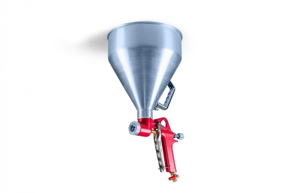 Краскопульт пневматический Zitrek Zitrek fr-300 фильтр влагомаслоотделитель zitrek saf5000 10d 1