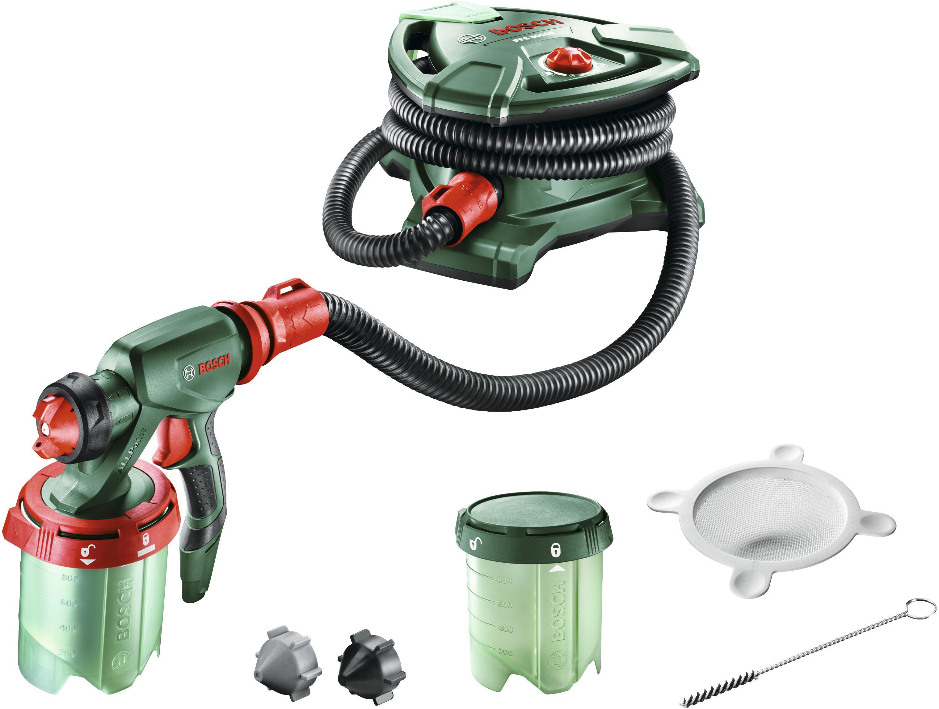 Краскопульт Bosch Pfs 5000 e (0603207202) недорого