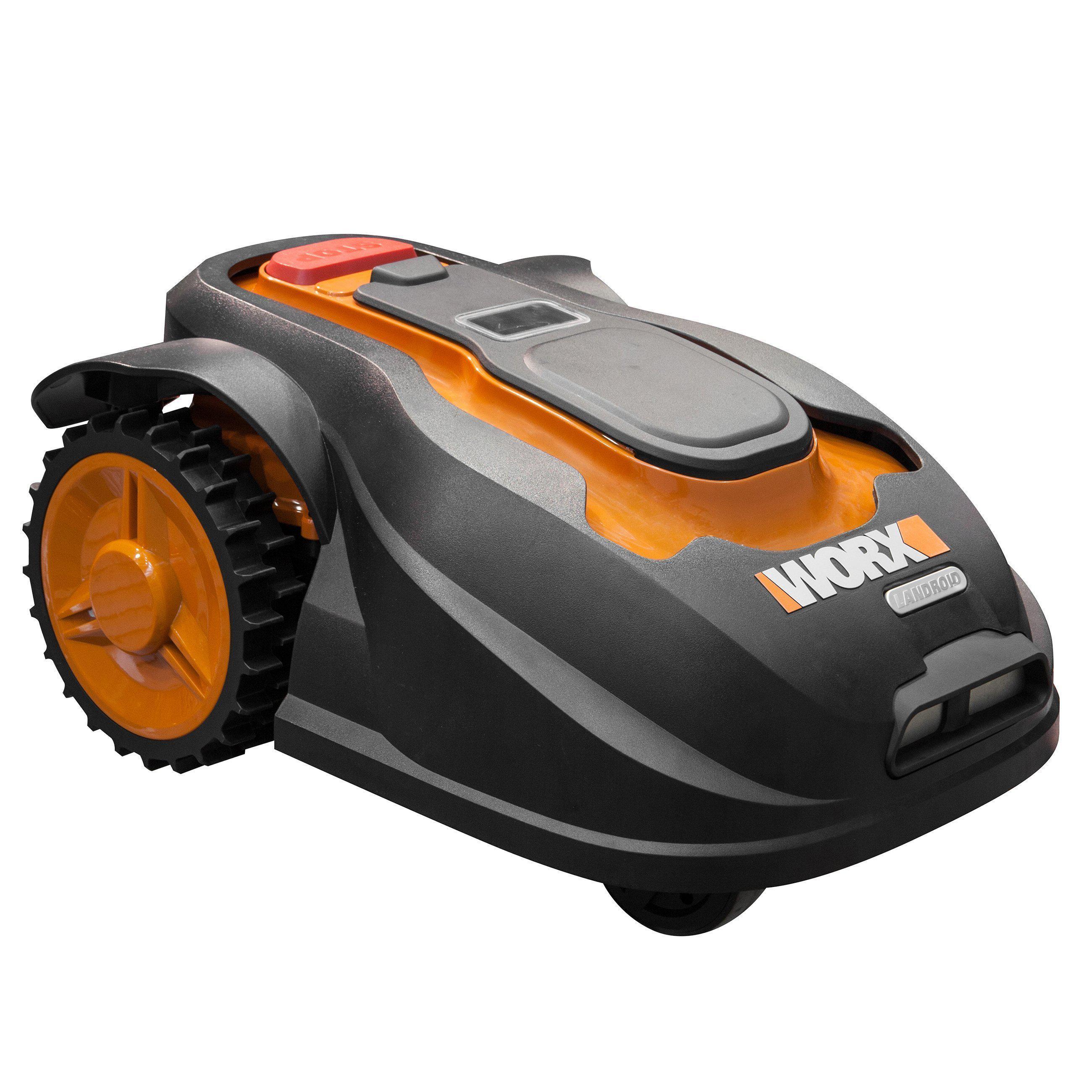 Газонокосилка-робот Worx Landroid m wg757e газонокосилка робот bosch indego 350 06008b0000