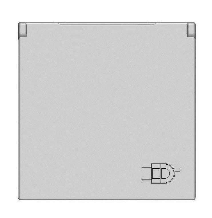 Механизм розетки Abb N2288.1 pl