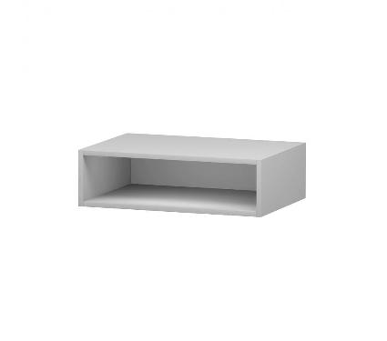 Полка open-space для базы AM PM GEM M90OHX0600WG
