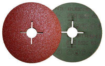 Круг фибровый 3М Cubitron ii № 27624 круг лепестковый торцевой 3м 967a 65055 125х22мм 60 cubitron – ii конически