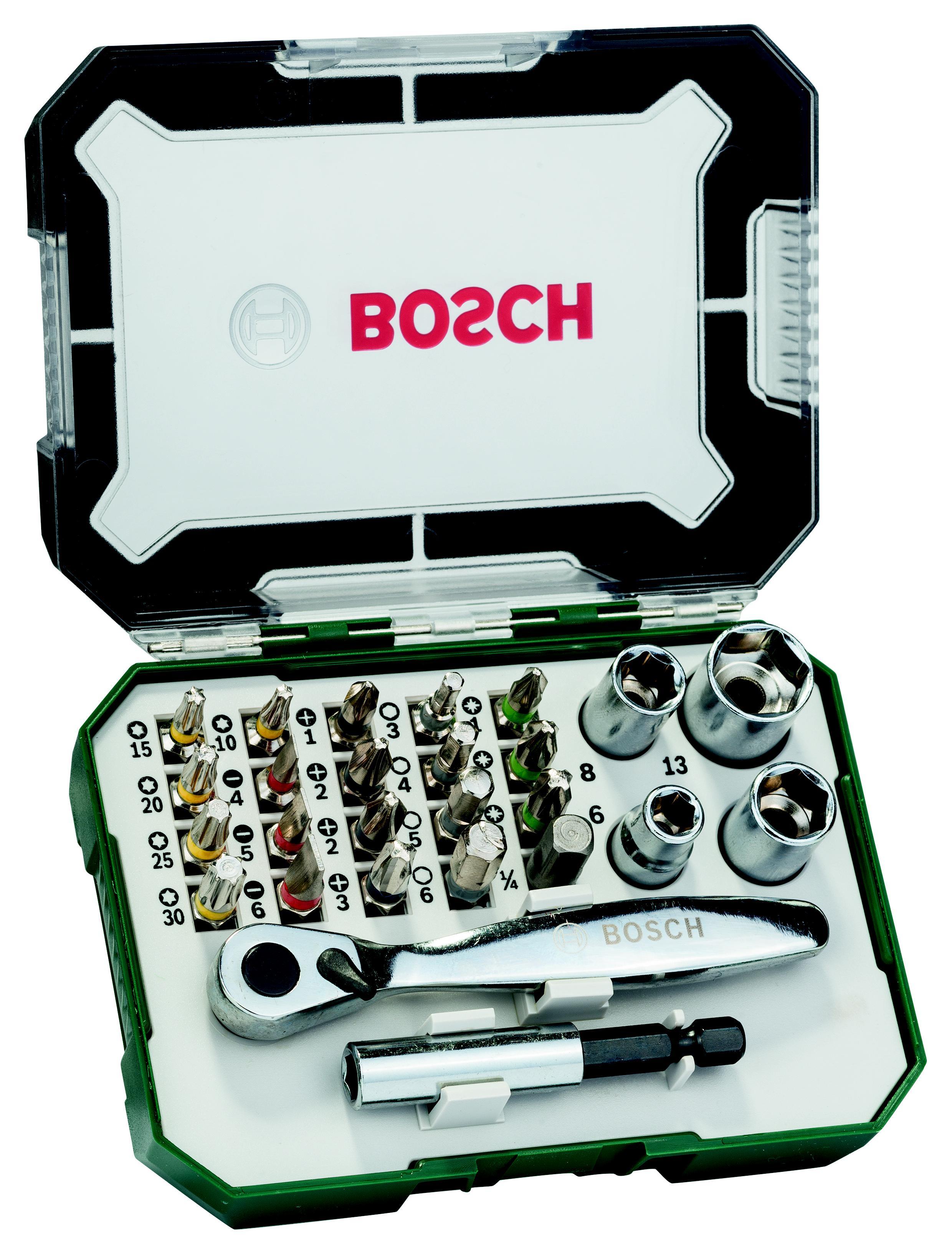 Набор бит Bosch 2607017322 promoline