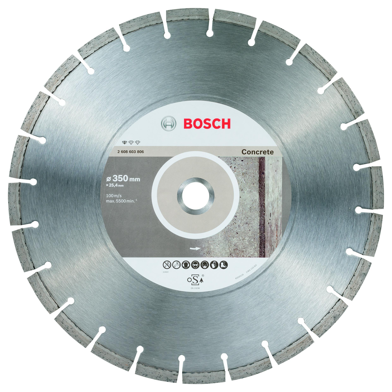 Круг алмазный Bosch 2.608.603.806 standard for concrete недорго, оригинальная цена