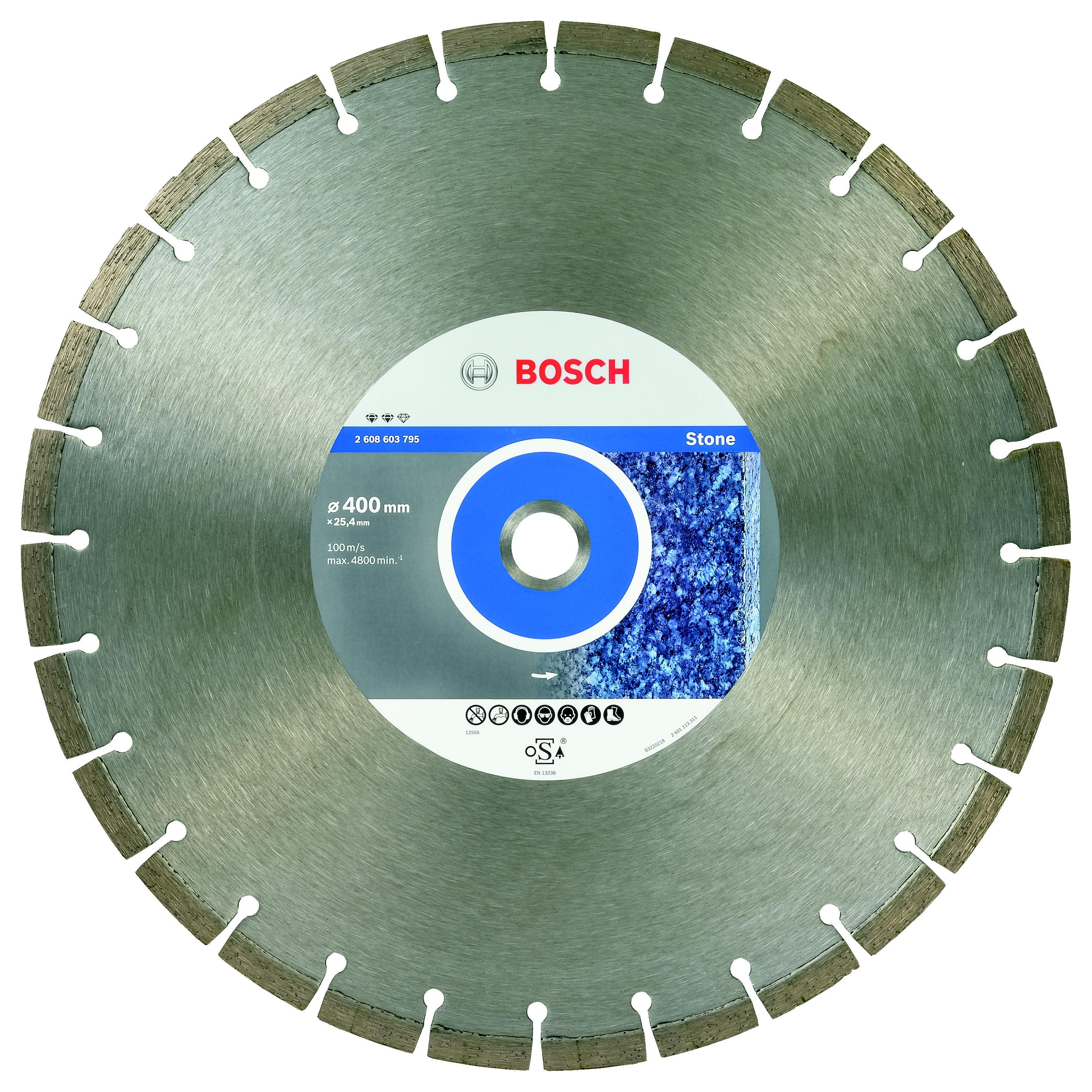 Круг алмазный Bosch 2608603795 expert for stone, 2608603795 expert for stone