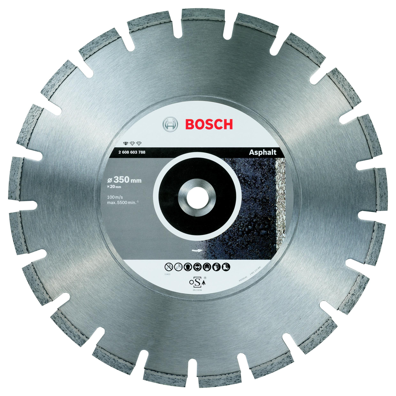 Круг алмазный Bosch 2608603788 standard for asphalt недорго, оригинальная цена