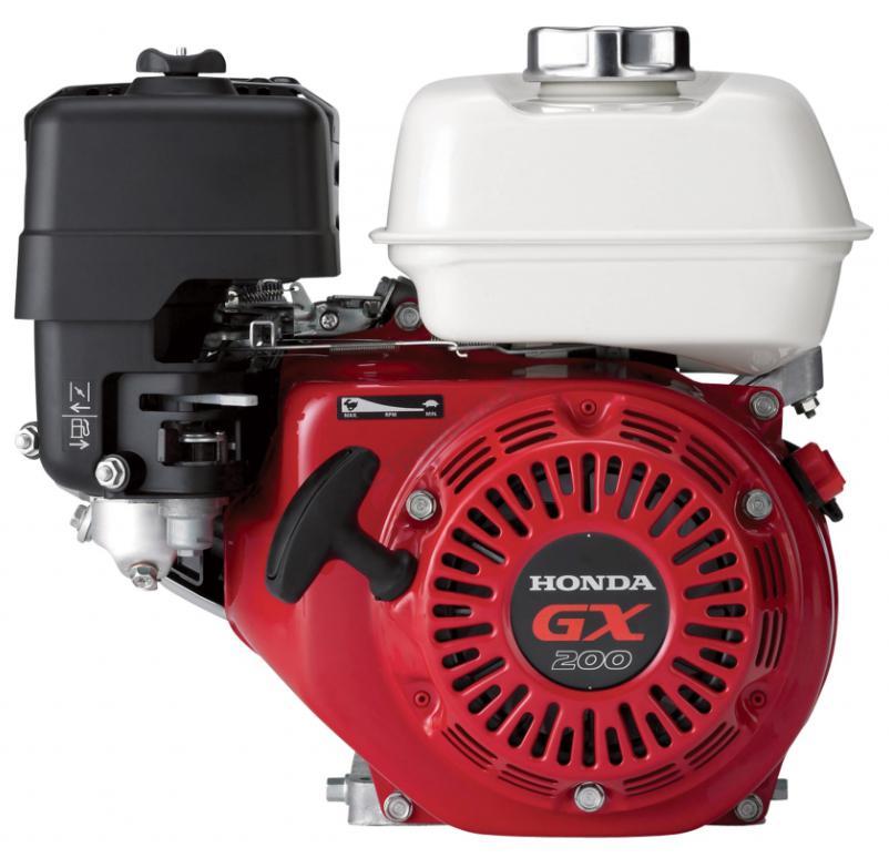 Двигатель Honda Gx 200 qx4