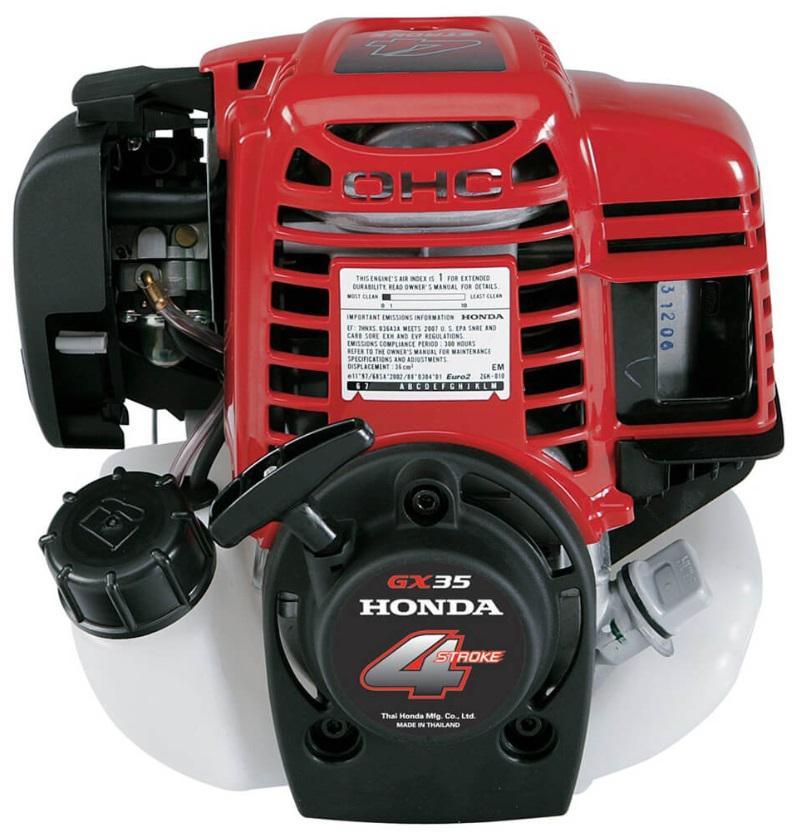 Двигатель Honda Gx 35 stsc запчасти для двигателя honda fa1