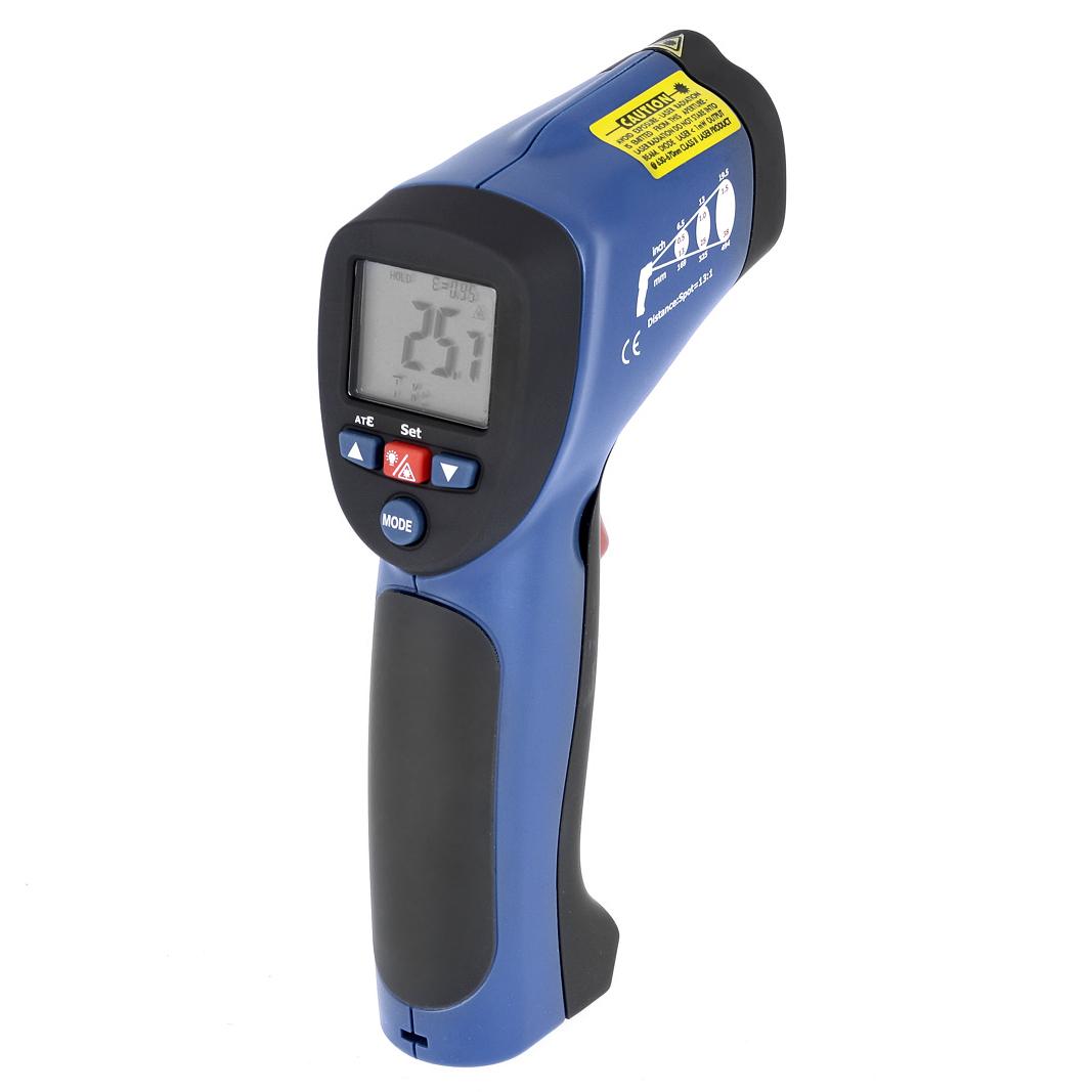 Термометр лазерный профессиональный Cem Dt8833 инфракрасный профессиональный