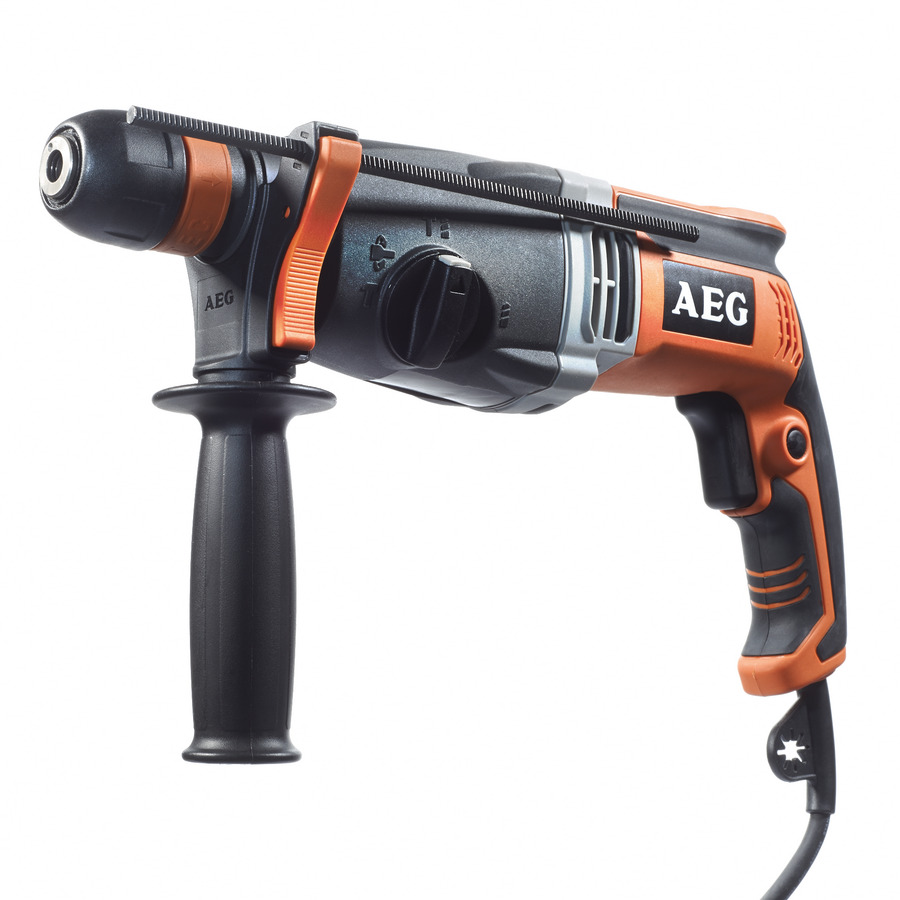 Перфоратор Aeg Kh 28 super xe aeg us 400 xe orange grey