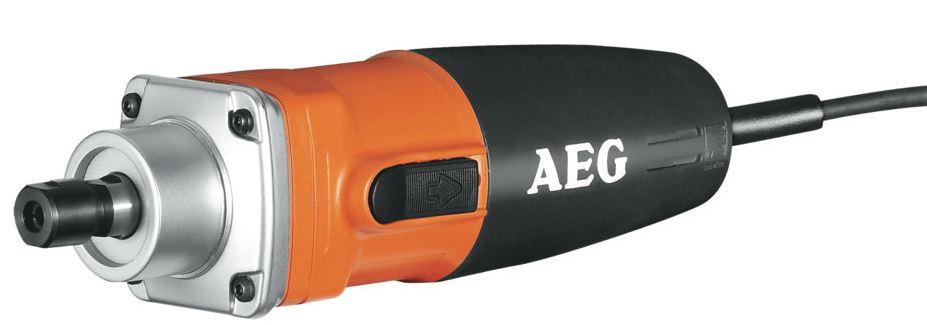 Машинка шлифовальная прямая Aeg Gs 500 e цена и фото