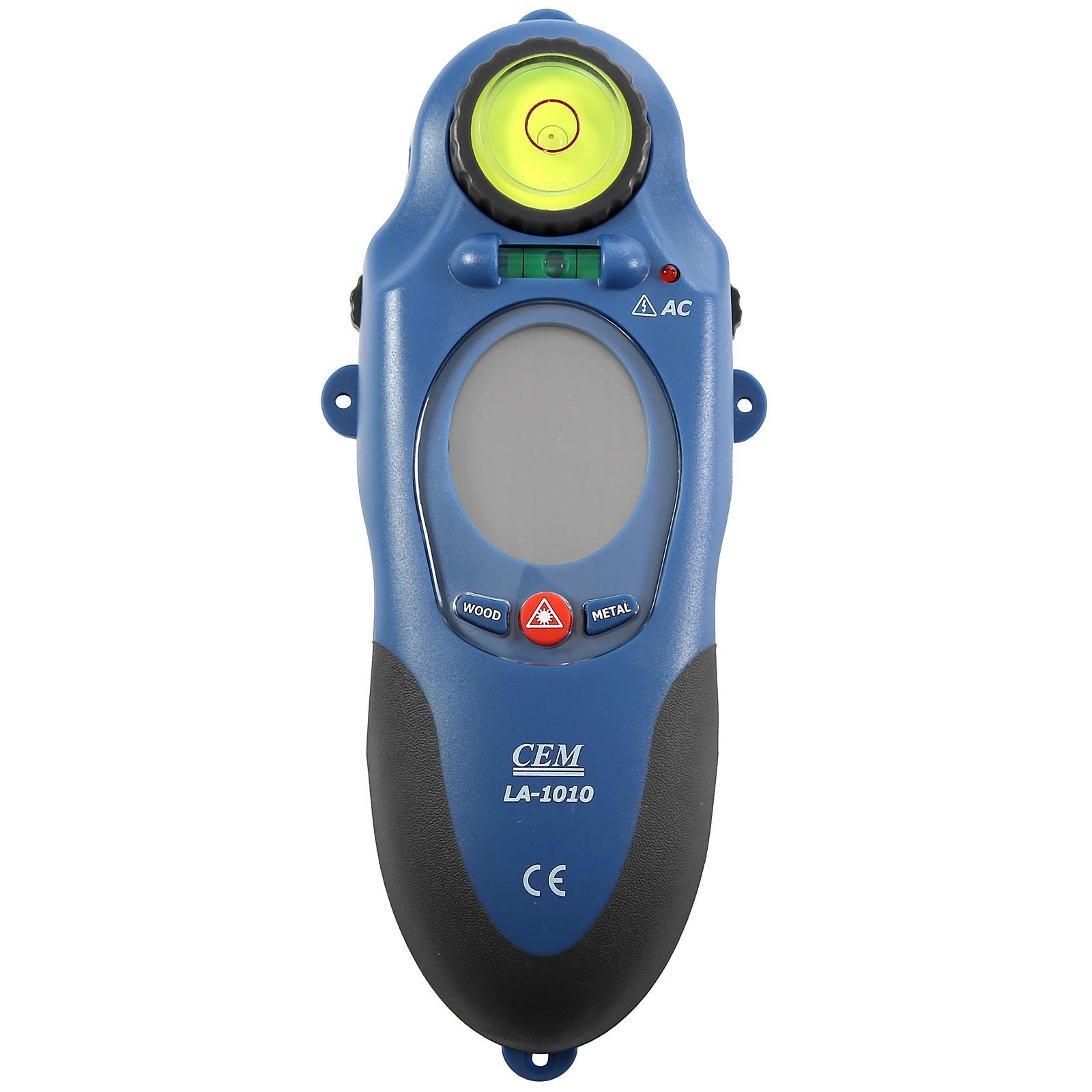 Детектор Cem La-1010 прибор обнаружения скрытой проводки testboy 26