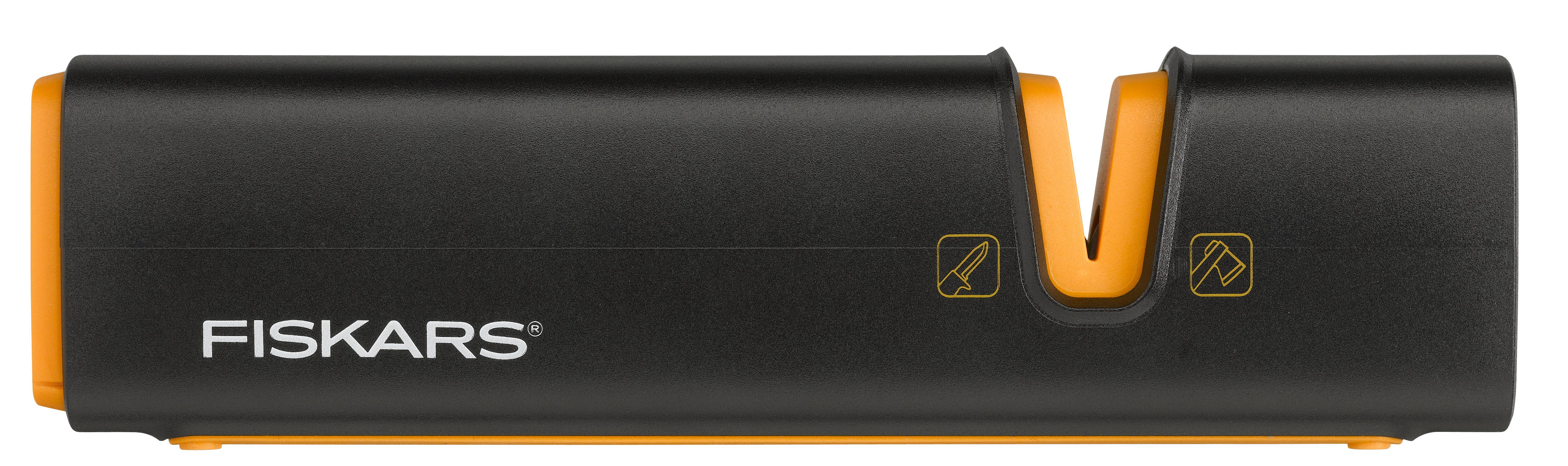 Точилка для топоров и ножей Fiskars 120740 xsharp для топоров и ножей цена