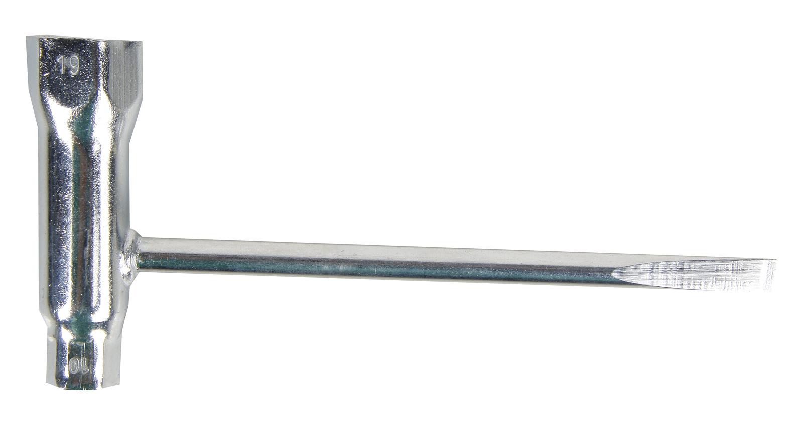 Ключ гаечный комбинированный Echo 89541002830 (10 / 19 мм)