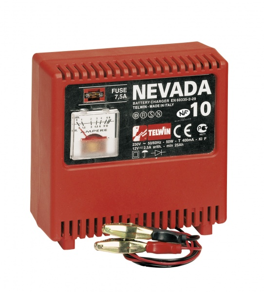 Фото - Зарядное устройство Telwin Nevada 10 зарядное