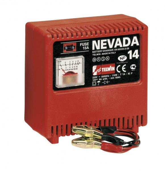 Устройство зарядное Telwin Nevada 14 электрод telwin для оправки гвоздей м3 742312